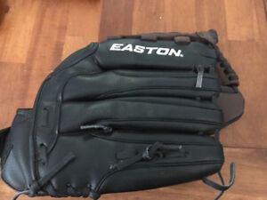 Brand new right handed Easton baseball Glove never been used