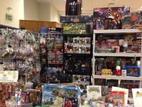 VINTAGE TOYS AND COLLECTIBLES!! HOLIDAY ONE-STOP SHOP!!