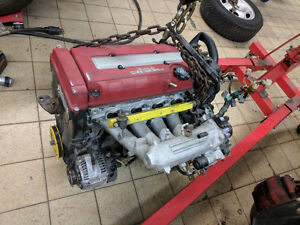 Low kilometres & built b20z SIR vetch with LSD tranny for turbo