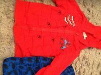 Spider-Man jacket, boomer jacket