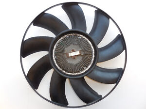 BMW 745i X5 2000-2005 Cooling Fan Blade w/Clutch  11527504732