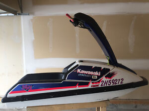 Kawasaki 650 SXBeautiful Kawasaki 650sx Amazing condition for a