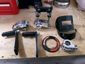 Pièces harley a vendre
