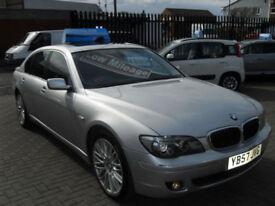 BMW 750 5.0 auto 2007 Li