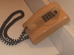 Vintage Northern Telecom garage shop phone - OLD SCHOOL