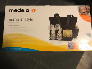 Brand new Medela Double electric pump