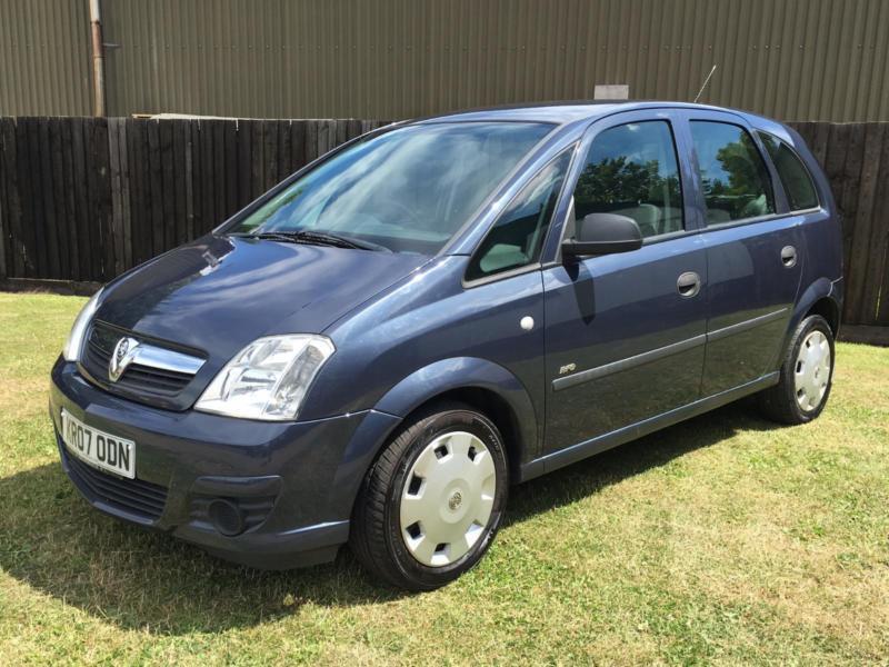 Vauxhall Meriva 1.4i 16v ( a/c ) 2006MY Life PETROL HATCHBACK