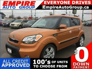 2010 KIA SOUL + * SUNROOF * BLUETOOTH * SAT RADIO SYSTEM * LOW K