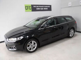 image for Ford Mondeo 2.0TDCi 180 s/s Titanium BUY FOR ONLY £179 A MONTH, FINANCE