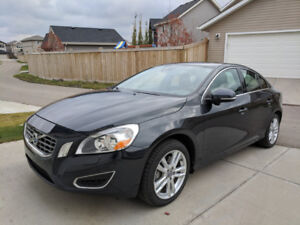 2013 Volvo S60 T5 AWD - Excellent Condition, Low KMs
