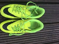 Football Astro turf trainers