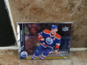 MINT LIMITED 2015-16 Upper Deck 1 SILVER FOIL Taylor Hall 75