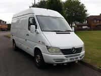 Mercedes-Benz Sprinter 2.2TD 308CDi MWB + HIGH ROOF + PANEL VAN