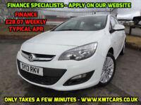 2013 Vauxhall Astra 1.6i VVT 16v (115ps) Energy - Full Service Hist - KMT Cars