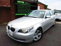 2007 BMW 5 Series 3.0 530d SE Touring 5dr 1 OWNER EX POLICE FSH STUNNING COND