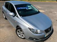SEAT IBIZA 1.6 TDI CR SPORT DIESEL £22 WEEK NO DEPOSIT £30 ROAD TAX MP3 A/C 2010