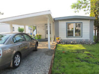 DESIRABLE ADULT 55 PLUS MOBILE HOME PARK IN SOUTH QUESNEL