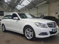 2013 Mercedes-Benz C Class 2.1 C220 CDI SE (Executive Pack) 7G-Tronic Plus 5dr