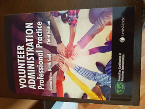 Volunteer Administration Professional Practice - Third Edition