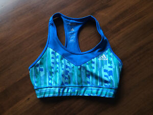 Adidas sports bra- like new