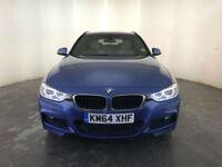 2014 64 BMW 335D XDRIVE M SPORT DIESEL AUTO 4WD 1 OWNER SERVICE HISTORY FINANCE