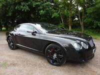 Bentley Continental GT 6.0 auto 2005 / Supersport Conversion / MULLINER / BLACK