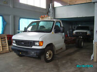 Ford E450 cab/chasis