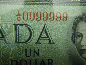One of a kind 1954 Dollar Bill - RARE, COOL, UNC shape