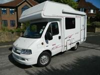 Elddis AUTOQUEST 100, 2006, 4/5 Berth, End Kitchen, Ctr Dinette, 4 Seat Belts!