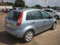 2007 FORD FIESTA 1.25 Style 5dr [Climate]