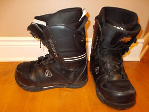 Firefly snowboard boots - size 28.0 - REDUCED