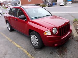 Jeep compass rouge 150 000 km