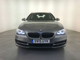 2015 BMW 520D SE DIESEL ESTATE SAT NAV LEATHER INTERIOR 1 OWNER SERVICE HISTORY