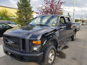 YEAR 2009 FORD SUPER DUTY TRUCK FOR SALE