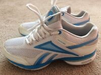 Reebok trainers size 4 worn once
