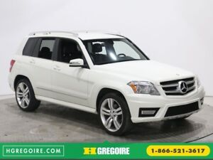 2012 Mercedes Benz GLK350 GLK 350 AWD CUIR MAGS BLUETOOTH