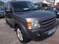 2008 08 LAND ROVER DISCOVERY 2.7 3 TDV6 HSE 5D AUTO 188 BHP DIESEL