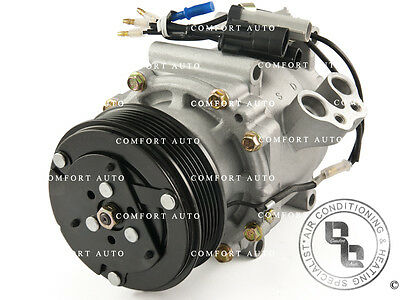 New AC A/C Compressor With Clutch Fits: 95-00 Chrysler Cirrus, Sebring Chrysler Cirrus A/c Compressor