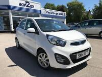 2014 Kia PICANTO 2 Manual Hatchback