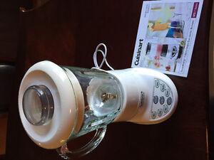 cruisinart smart power 7 speed electronic blender