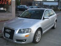 2006 Audi A3 2.0L Turbo - Low kms