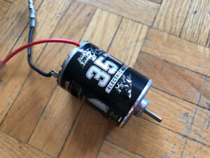 Axial AX31312 35T 540 Brushed Crawler Motor