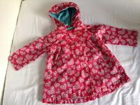 Girls 18-24 months raincoat for sale