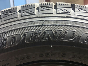 Dunlop Winter Maxx Tires & Rims For Sale