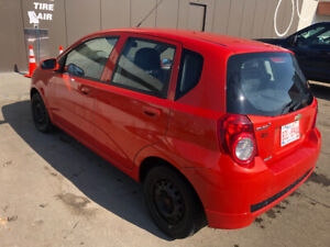 Chevy Aveo- Remot strtr, Winter tires, Blutooth. Price reduced!!