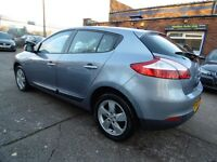 Renault Megane 1.6 16V 110 DYNAMIQUE (STUNNING + LOW RATE FINANCE AVAILABLE) (blue) 2009