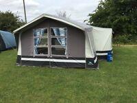 Trailer tent Suncamp 400 se Acrylic