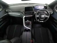 2017 Peugeot 3008 1.2 PureTech GT Line 5dr - SUV 5 Seats SUV Petrol Manual