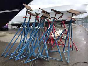 BOAT STANDS FOR SALE
