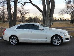 2014 Cadillac ATS Coupe Berline